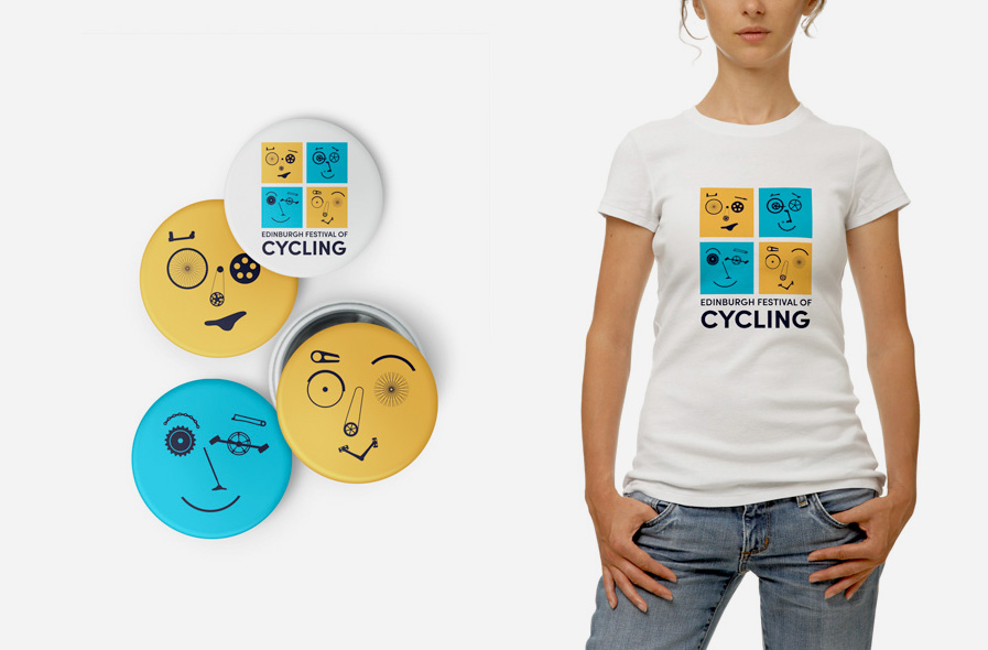 Edinburgh Festival of Cycling - left image