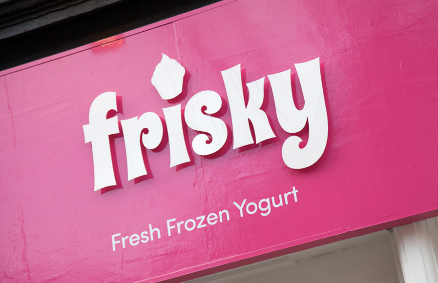 Frisky Froyo - right image