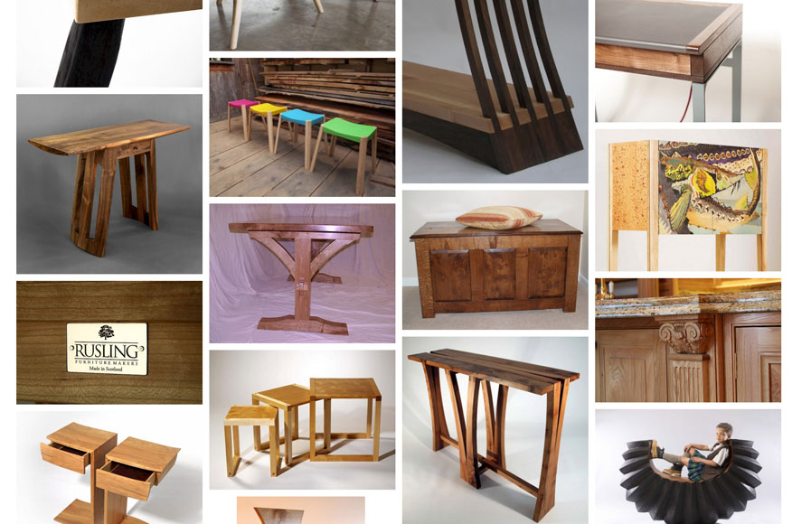 Scottish Furniture Makers Association - right image
